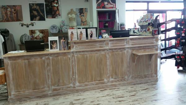 Lilou lingerie accueil magasin